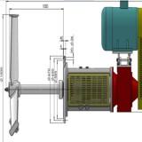 埃森环保ES-25搅拌器性能介绍