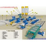 轻质墙板成型机设备供应 轻质墙板生产线设备供应厂商