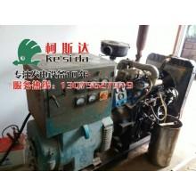 495A柴油发电机组出租、珠海有上柴30KW发电机出租、工地发电机