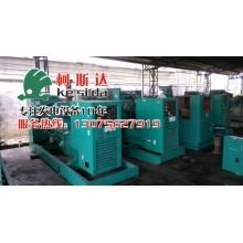 广东柴油发电机组出租 租赁 珠海回收二手发电机组