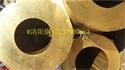 大量供应外径200mm壁厚20mm的大口径厚壁T2紫铜管