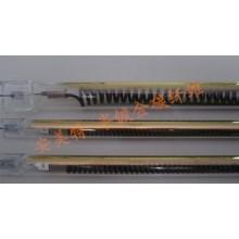 反射型电热管——江苏连云港安美特半镀金电热管220v