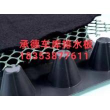 承德车库顶板排水板/绿化蓄排水板厂家18353877611