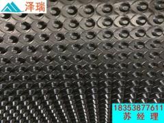 安阳12厚16高排水板-北京车库用蓄排水板现货